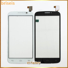 briseis Touchscreen for Alcatel One Touch Pop C7 OT7040 OT7041 7040 7041 7040A/F/D/E 7041X/D Touch Screen Glass Digitizer No LCD