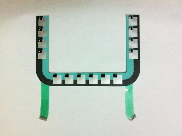 6AV6645-0BC01-0AX0,6AV6 645-0BC01-0AX0,MOBILE PANEL 177 Membrane Switch Keypad for repair, Fast Shipping<br>