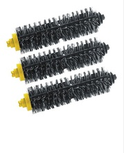 3 x Bristle Brush for iRobot Roomba 600 Series Vacuum Cleaning Robots Roomba 620 630 650 660 680.