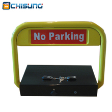 Automatic parking saver /Remote Control Solar Power Parking Lot Barrier(China)