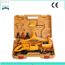 2 tons electric car lift  jack with impact wrench with CE certificate