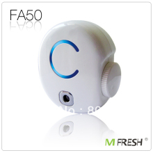 MFRESH Hot Selling Home Ozonator air purifier /air cleaner FA50 2pcs/lot + Free Shipping(China)
