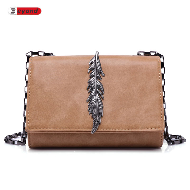 New Crossbody Bags For Women Shoulder Bags Handbags Women Famous Brands Vintage Chain Flap With Leaves Clutches Small Bag CBP183<br><br>Aliexpress