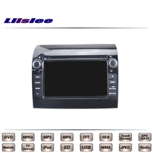 For Citroen Relay Jumper Car Multimedia TV DVD GPS Radio Original Style Navigation Liislee Advanced Navi
