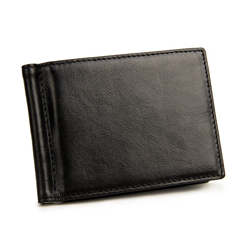 MJQJ003 men wallet black