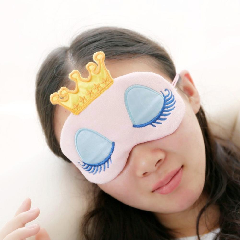 Маска для глаз для сна фото