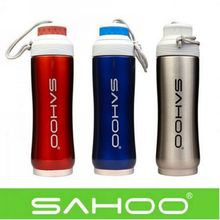 Buy SAHOO 350ml Outdoor Sports Stainless Steel Water Exquisite Drinking Water Bottle Bicycle Cycling Water Bottle Free for $10.55 in AliExpress store