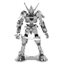 Mobile Suit Gundam Barbatos Orphan 3D puzzle Metal assembly model only 100pcs Limited sale seed Classic collection Toys & gifts