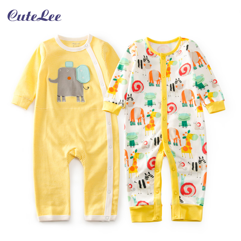 baby winter autumn print cotton rompers newborn baby boy girl romper clothes jumpsuit baby roupa infantil menino kid set<br><br>Aliexpress