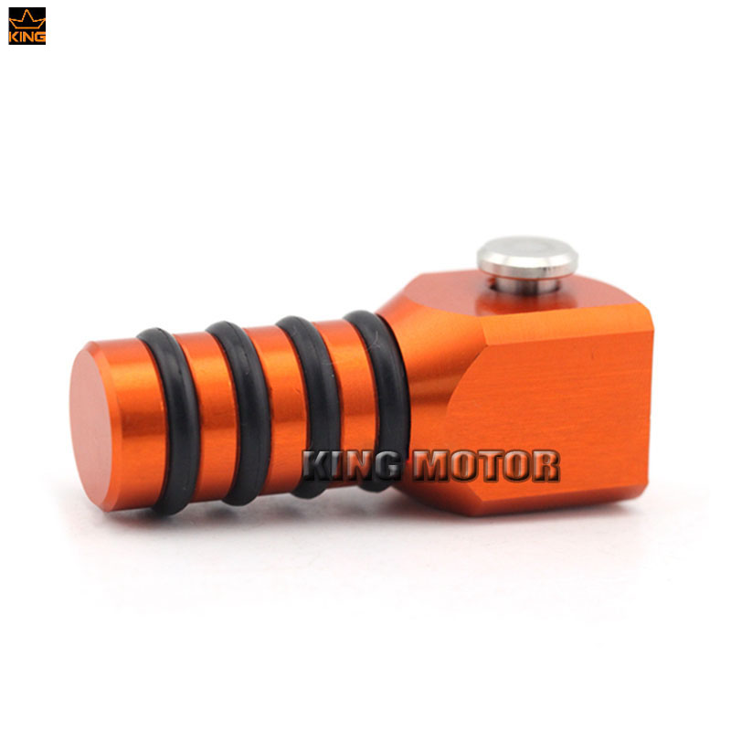 For KTM EXC 125/200/250/300/380/400/450/500/520/525/530 EXC-F/SX-F Motorcycle Accessories CNC Shift Lever Toe Peg<br><br>Aliexpress