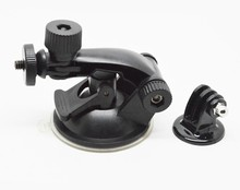 Brand New GP61 long Holder support all sports cameras suction cup plus adapter holder