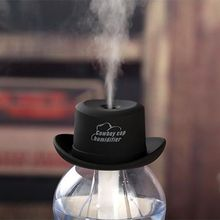 Cowboy hat Air Humidifiers home decor office air fresheners wedding party decor gift decor Air Diffuser USB cable