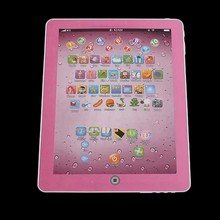 Funny E Learning Machine education Toys intelligent kids laptop Children's Computer Y Pad For Kids  FL