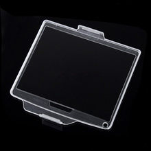 new Hard Plastic Film LCD Monitor Screen Cover Protector for N D300 BM-8 free shipping