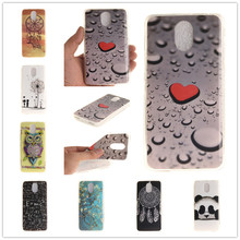 Luxury Paint Soft TPU IMD Silicone Phone Cover For Lenovo Vibe P1M Back Skin Cover Cell Phone Case For Lenovo Vibe P1M