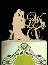 Wood Wedding Decoration Initial Cake Toppers Personalised Cake Toppers Deco Mariage Custom Wedding Cake Toppers Modern