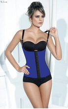 European and American court corset functional shapewear wholesale trade explosion models shoulders with rubber girly 7423(China)