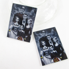 David accessories halloween flat back planar resin diy decoration crafts accessories 5pieces,DIY handmade materials,5Yc495