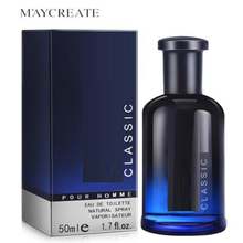 50 ML Men Perfume Classic Cologne Long-Lasting Fresh Fragrance Makeup Male Perfume Men Glass Bottle Perfumes(China)