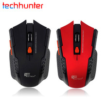 W4 New 2.4Ghz Mini portable Wireless Optical Mouse USB Wireless Gaming Mouse Mice For Computer Peripherals Mouse Mause Wireless