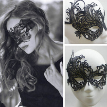 1PCS  New Sexy Lace Eye Mask Party Masks For Masquerade Halloween Venetian Costumes Carnival Mask For Anonymous Mardi