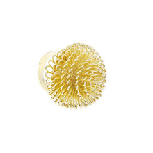 Hot Selling Fashion Jewelry For Women New Dandelion Ring 2 Colors Multilayer Flower Rings For Women R137R138