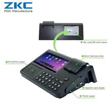 Android Pos Terminal with thermal printer,IC card reader Desktop terminal for shop,hotel,restaurant