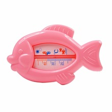 Buy Baby Bath Tub Thermometer Safety Floating Fish Design Measure Water Temperature for $1.52 in AliExpress store