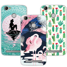 "Buy HOMTOM HT50 Case Cover HOMTOM HT50 5.5"" Case Mermaid Painting Soft Silicone Phone Protective Back Case HOMTOM HT50 for $1.48 in AliExpress store"