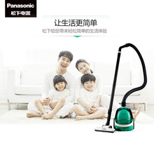 Panasonic Strong High Power Hand Hold Vacuum Cleaner Small Mute Carpet Type In Addition To Mites Vacuum Cleaner Free Shipping(China)