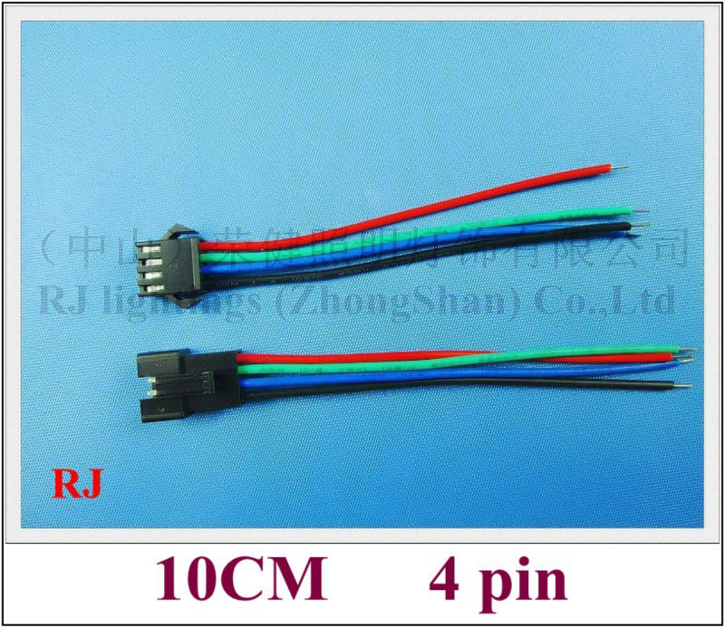 wholesale led wire cable connector for integrated LED tubes and ...