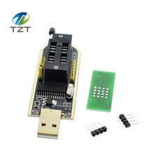 1pcs Smart Electronics CH340 CH340G CH341 CH341A 24 25 Series EEPROM Flash BIOS USB Programmer with Software & Driver