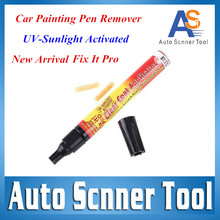 2016 Easy Use! With Retail Package Fix It Pro Fix It Pen Clear Car Scratch Repair Pen UV-Sunlight Activated Car Painting Remover