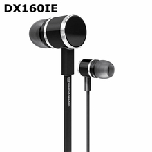 Genuine Beyerdynamic DX 160IE  DX160IE in ear earphones HiFi earphones perfect bass sound Short Cable+Extend Cable design