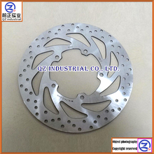 QZ industrial New and high quality for YAMAHA 250CC motorcycle parts YS250 YBR250 front brake plate/ front brake disc