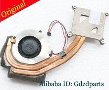 Original Tested for IBM Lenovo T420 T420i heatsink Fan integrated 04W0407 0A66706 ,Free shipping ! !