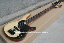 Guitar Factory 5 Strings Electric Bass Guitars High Quality Best Wholesale From China(China)