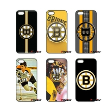 For iPod Touch iPhone 4 4S 5 5S 5C SE 6 6S 7 Plus Samung Galaxy A3 A5 J3 J5 J7 2016 2017 Boston Bruins Ice hockey movement Case(China)