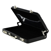 Brand New Metal Business ID Credit Card Holder Mini Suitcase Business Bank Card Name Card Holder Box Case Organizer XN261