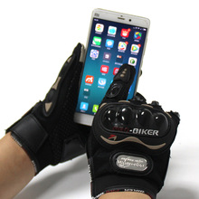Windproof Outdoor Sports Airsoft Gloves Men Women Pro Biker Motorcycle Touch Screen Gloves Full Finger Motocross Racing Gloves