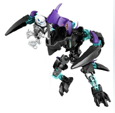 Jaw Beast vs.Stormer Hero Factory 8602 Brain Attack Minifigures Blocks Walker INVASION FROM BELOW Compatible With LEGO 44016<br><br>Aliexpress