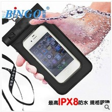 for LG p880 Nexus 5 D820 mobile phone Waterproof PVC Bag Underwater Pouch Watch Digital Camera ect case Free shipping item New