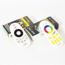 1 X Full Color Original Mi Light 2.4G Wireless RF Remote Controller For 3528 5050 CW WW RGB RGBW LED Strip and Mi.Light LED Bulb(China)