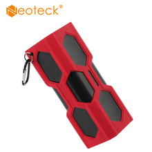 Wireless Portable Bluetooth Speaker Stereo Sound NFC Music Audio AUX MIC Built Battery 3600mAH Power Bank Phone
