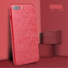 3D Mosaic Case For iPhone 7 Case Luxury Ultra Thin Matte Hard PC Shockproof Coque 7 plus Case Cover For iPhone 7plus Phone Cases(China)