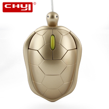 3D Animal Turtle Shape Wired Mouse USB Optical Computer Mice 1600DPI 3 Buttons Mause Gaming Mouse for PC gamer Laptop Kids gift