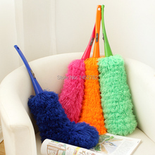 New Arrival Long Design Ultrafine Bendable Fiber Household Cleaning Tool Car Dust Static Feather Duster To Clean The Dust Wiper(China)