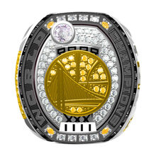 2017 Golden State Warriors National Basketball World Championship Ring size 8 - 14 Factory direct sale