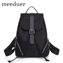 MEEDUER NEW Women Drawstring PU Leather Backpack School Bags Teenage Beautiful For Women Backpacks High Quality Ladies ackpacks(China)
