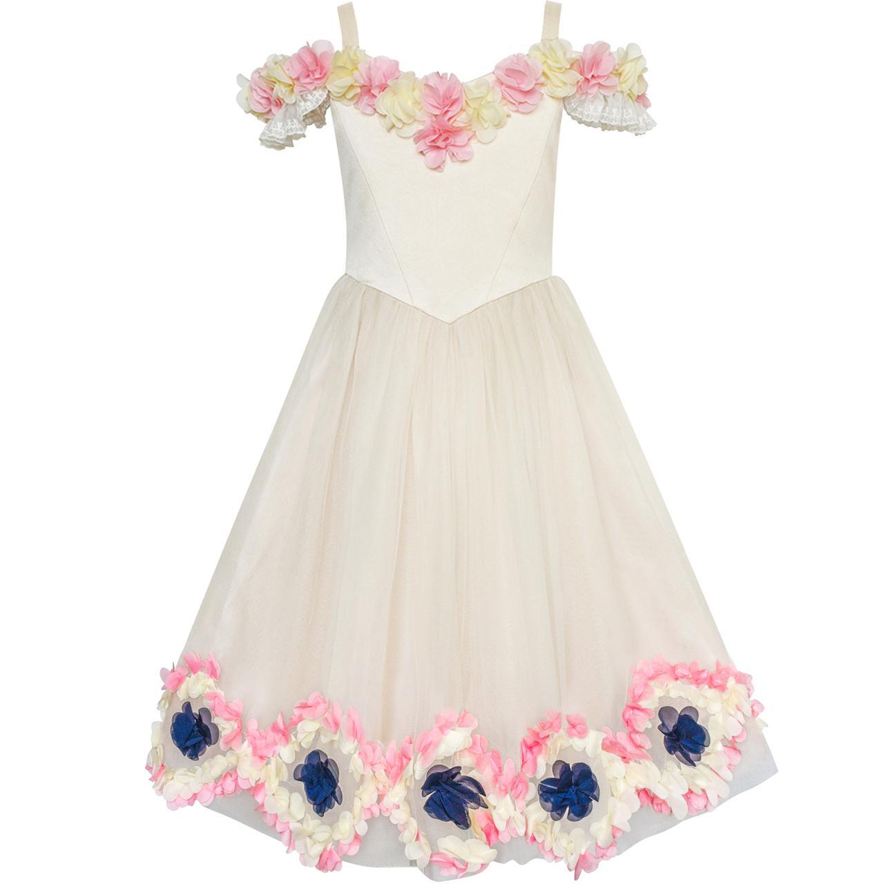 Fashionable flower girl dresses 91